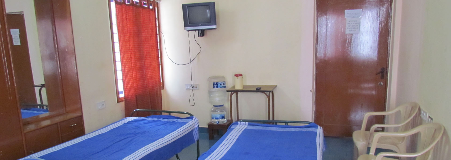 Dhanvanthri Hospital Room, Ayurveda Hospital Facility